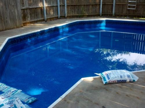New pool 1