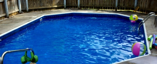New pool 4