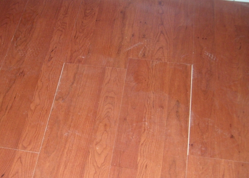 gaps in floor
